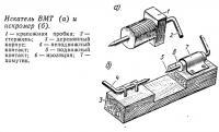 Взаимодействие деталей маховичного магнето МН-1 (МВ-1)