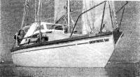 Яхта «Энонимос Бэй»