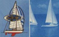 Яхта III класса IOR проекта «ЛЭС-35»