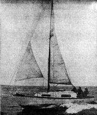 Яхта «Темп» в море Лаптевых