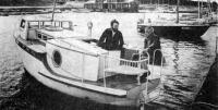 Яхта «Тиша» и ее хозяин
