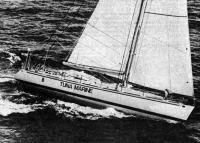 Южноафриканская яхта «Туна Марин»