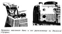 Заправка масляного бака и его расположение на двигателе «Сузуки»