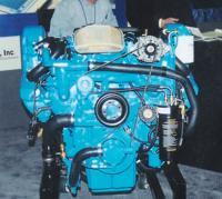 """19. Этот 8.1-литровый двигатель несколько напоминает """"зиловскую"""" восьмерку"""