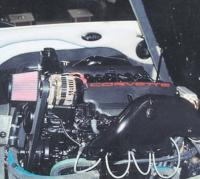 """20. Двигатель """"Corvette"""""""