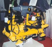 21. Роторные двигатели ныне все чаще пенят воду за кормой