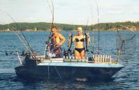 """4.7-метровый """"Silver Fox"""" позволил этой семье выиграть престижное соревнование"""