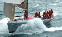 """""""Amer Sports One"""" финиширует в Кейптауне"""