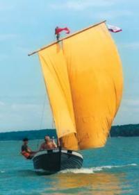 «Аргонавты Сибири» из клуба юных моряков. «Касатка» в дальнем походе