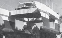 """Автономная модель """"СМ-14"""" перед спуском"""