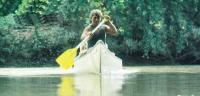 Байдарка на спокойной воде