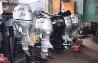 Б/у подвесные моторы