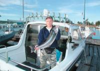 Цель рыбалки - отличный улов