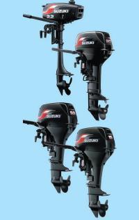 Четыре двухтактника от Suzuki