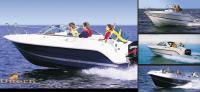 Четыре модели катеров «Uttern»