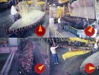 Четыре основных этапа изготовление термопластового корпуса