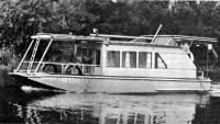 Дача «Березка» на воде