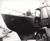 Достройка яхты и ее оборудование