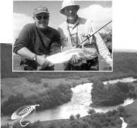 Довольные рыбаки с добычей