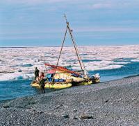 Дрейфующие льды