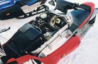 """Двигатель снегохода """"RX-1 ER"""""""