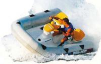 """Джет-лодка с надувными бортами """"Эксплорер"""""""