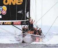"""Экипаж """"New Zealand"""" радуется победе"""