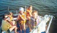 Экипаж яхты-катера