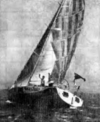 Экипаж яхты «Командор Беринг»