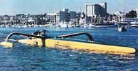 Электрическая лодка «Даффи Вояджер»