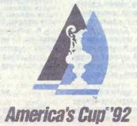 Эмблема «Кубка Америки-92»