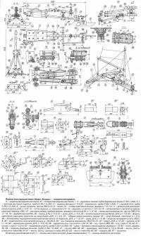 Эскизы конструкции мини-буера