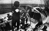 Филипп Джинто за рулем «Кредит Агрикол IV»