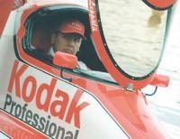 Финский гонщик Перти Леппала в заездах на поул-позишн стал третьим