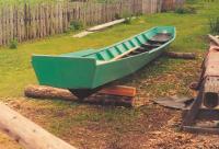 Фото дощатой лодки