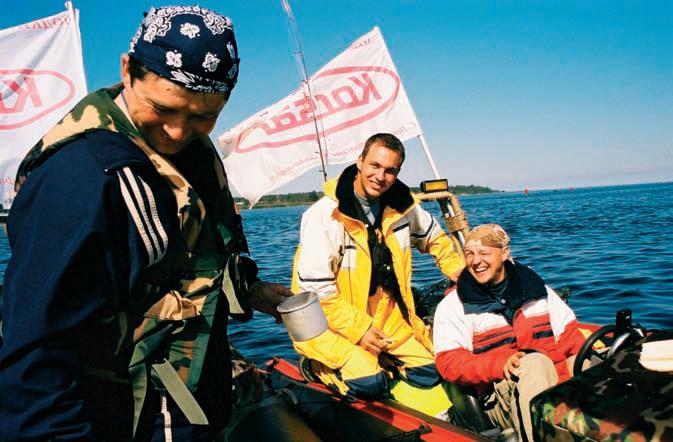 Фото экипажа