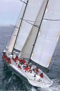 Фото кормы яхты