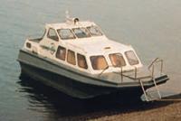 Фото построенного катера