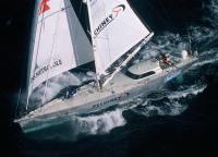 Фото с высоты яхты Adrien