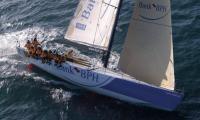 Фото с высоты яхты BPH Bank