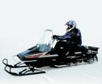 Фото снегохода «Yamaha Bravo BR250T»