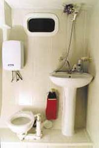 Фото туалета на «Каме-93»