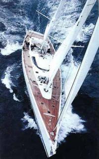 Фото яхты «Мари-Ша III»