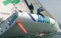 Гоночная яхта Ecover класса Open 60