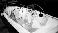 Интерьер мотолодки «Стрингер-510»