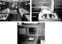 Интерьер яхты «Bavaria-34»
