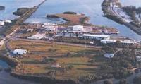 """Испытательный центр компании на легендарном """"Озере Икс"""" (Флорида)"""