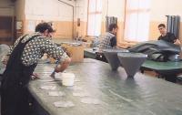 Изготовление деталей для резиновых лодок
