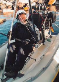 Изобретатель флайбота легендарный Дои Малингри