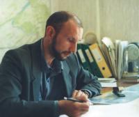 Изобретатель и главный конструктор амфибии Вадим Борисович Войлошников